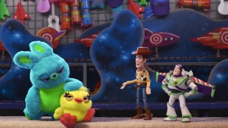 Key And Peele's Voices Reunite In The New 'Toy Story 4' Teaser