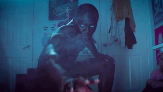 Shabazz Palaces' Videos For 'Moon Whip Quaz' And 'Julian's Dream' Tell A Trippy Tale Of An Alien Visitor