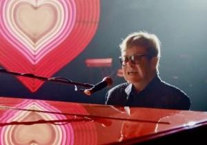 This Touching Elton John Christmas Ad Celebrates His Generational Impact