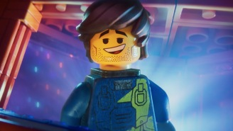 The New 'Lego Movie 2' Trailer Introduces A Stubbly, Chris Pratt-Inspired Hero