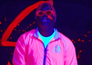 Lil Yachty And Playboi Carti Unleash Their Inner Jackson Pollock In The Neon 'Get Dripped' Video