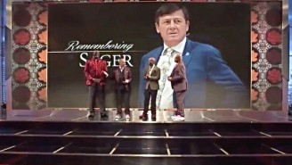 TNT And ESPN Personalities Will Honor Craig Sager's Sense Of Style During Jimmy V Week