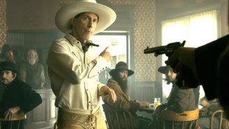 'The Ballad Of Buster Scruggs' Trailer Puts A Coen Brothers Spin On The Western