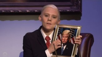 Kate McKinnon Bid Farewell To Jeff Sessions In The 'SNL' Cold Open