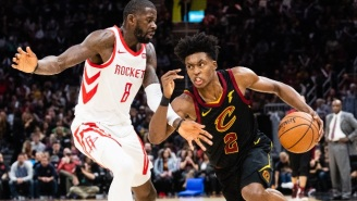 Collin Sexton Scored A Career-High 29 Points As The Cavs Beat The Rockets