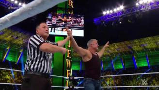 Shane McMahon's Big Crown Jewel Win Was Reportedly The Start Of A New Storyline