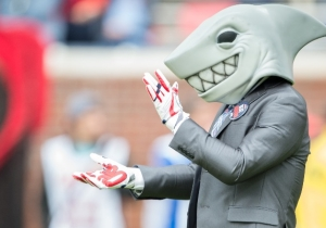 Mississippi State's Band Poked Fun At Ole Miss By Playing 'Baby Shark'