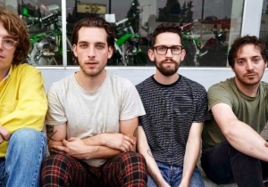 Get An Early Listen Of Seattle Indie Rock Band Sloucher's Shimmering And Evocative Debut, 'Be True'