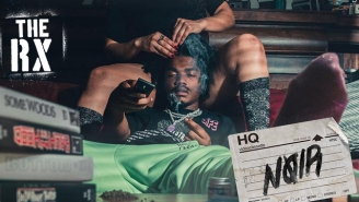 Smino Pushes For A Position Among Rap's Most Colorful Classics On The Surprisingly Warm 'Noir'