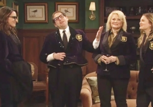 Jonah Hill's 'SNL' Monologue Honors The Female Members Of The Five Timers Club