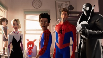 If You Give It A Chance, 'Spider-Man: Into The Spider-Verse' Will Knock Your Socks Off