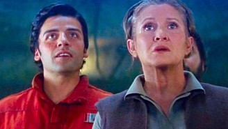 Oscar Isaac Says 'Star Wars: Episode IX' Deals With Carrie Fisher's Leia In A 'Beautiful Way'