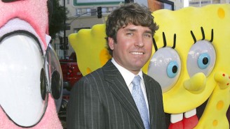 Beck Pays Tribute To 'SpongeBob' Creator And Former Collaborator Stephen Hillenburg