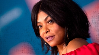 Taraji P. Henson Talks To Us About What It Means To Be 'Woke'