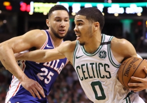 Jayson Tatum And Ben Simmons' Starts To The Season Are A Reminder Growth Isn't Linear