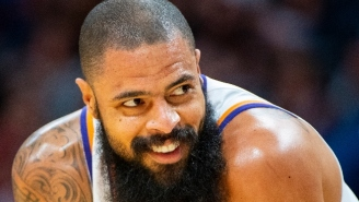 Tyson Chandler Will Reportedly Join The Lakers After He's Bought Out By The Suns