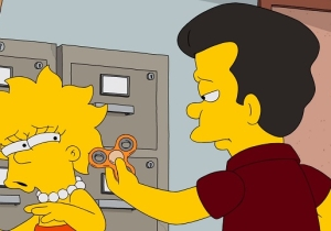 'The Simpsons' Previews Billy Eichner's Bossy New Character Ahead Of This Weekend's Debut