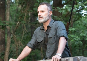 'The Walking Dead' Originally Had A Different Ending For Rick Grimes In Mind