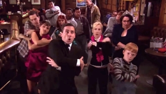 Steve Carell Was Thrilled To See A Classic 'The Office' Dance Used To Celebrate A Touchdown