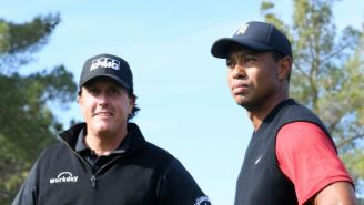 The Tiger Woods-Phil Mickelson PPV Golf Match Was Actually Free For Some