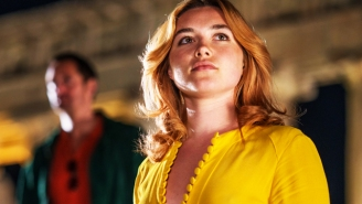 Florence Pugh Stole 'The Little Drummer Girl' One Scene At A Time