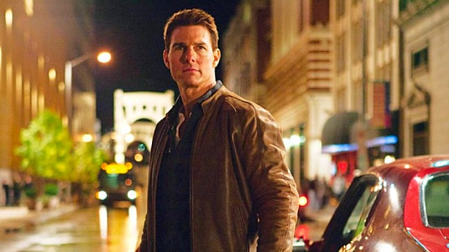 Be The Reacher' Tom 'jack Cruise Of Because Reboot In Won't HW9I2DE