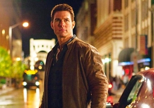 Tom Cruise Won't Be In The 'Jack Reacher' Reboot Because Of His 'Size'