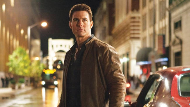'Jack Reacher' Is Being Rebooted As An Amazon Series Without Tom Cruise