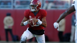 Tua Tagovailoa Left Another Alabama Game Due To His Injured Knee