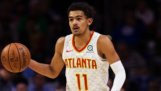 Trae Young's Passing Is Allowing Him To Flourish Until His Shot Comes Around