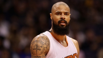 Tyson Chandler Has Officially Signed With The Lakers