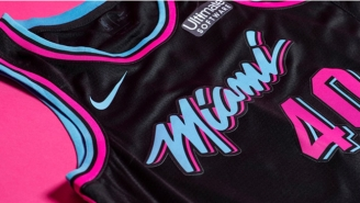 The Heat Ditched Their Vice Nights Uniforms After Going Winless In Them So Far