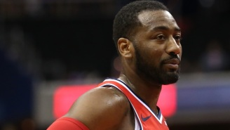 The Wizards Announce John Wall's Season Is Over Due To Heel Surgery