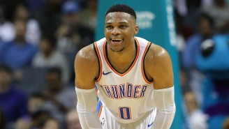 Russell Westbrook Was Hosting A Comedy Show In Oklahoma When He Was Traded To Houston