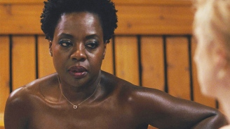 Steve McQueen's Incredibly-Cast Heist Movie 'Widows' Bites Off A Bit More Than It Can Chew