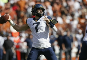 West Virginia Beat Texas Thanks To The Late Heroics Of Will Grier