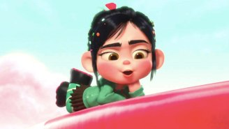 Sarah Silverman Makes The Case For Her 'Wreck-It Ralph' Character As The First Jewish Disney Princess
