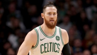 The Celtics Traded Aron Baynes And No. 24 To Phoenix For The Bucks 2020 First Round Pick