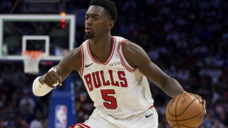 Bobby Portis Joins Zach LaVine In Being Out 2-4 Weeks With A Sprained Ankle