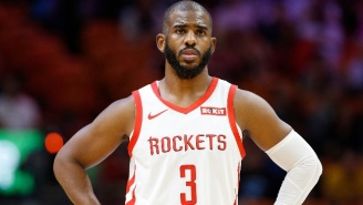 Report: The Heat Are Not Aggressively Pursuing Chris Paul, But Are Doing 'Due Diligence'