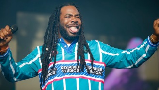 DRAM Leaves The Stage Mid-Show To Buy Backwoods At A Corner Store