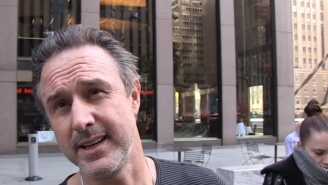 David Arquette Defended His Return To Wrestling On Twitter