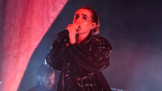 Lykke Li's Stripped Down, In-Studio Version Of 'Bad Woman' Is Raw And Beautiful
