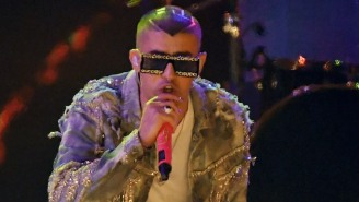 Bad Bunny Shares New Album 'X100 PRE' Just In Time For Your Holiday Party Playlist