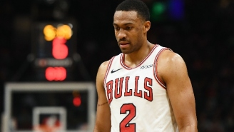 The Bulls Have Reportedly Discussed Trades For Jabari Parker With Several Teams