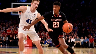 Texas Tech's Jarrett Culver Looked Like A Potential Lottery Pick Against Duke
