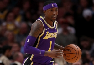 The Rockets Are Reportedly 'Emerging' As A Landing Spot For Kentavious Caldwell-Pope