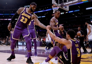 Rajon Rondo Knew LeBron James 'Obviously' Wanted Him To Join The Lakers