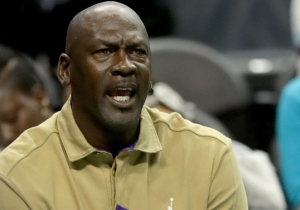 Michael Jordan Says Smacking The Back Of Malik Monk's Head Was A 'Tap Of Endearment'