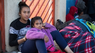 Stories And Photos From The Migrant Caravan In Tijuana Reveal A Different Side Of The Humanitarian Crisis